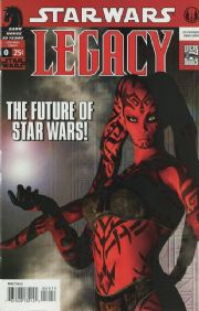 Star Wars Legacy Comics